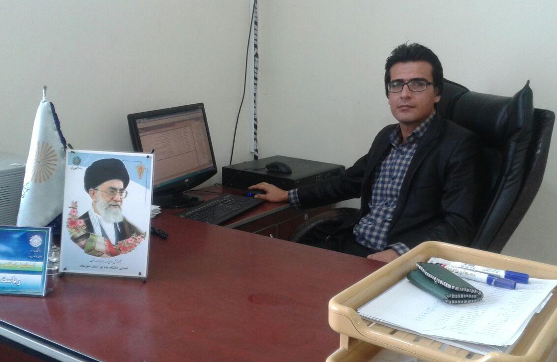 ادغام دانشگاه پیام نور دهدز با پیام نور ایذه صحت ندارد
