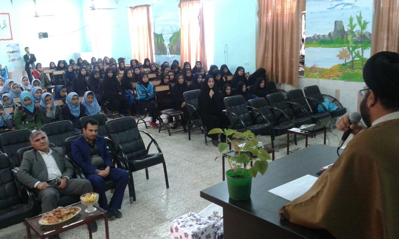 برگزاری جشن آغاز امامت حضرت ولی عصر (عج) در دهدز+تصاویر
