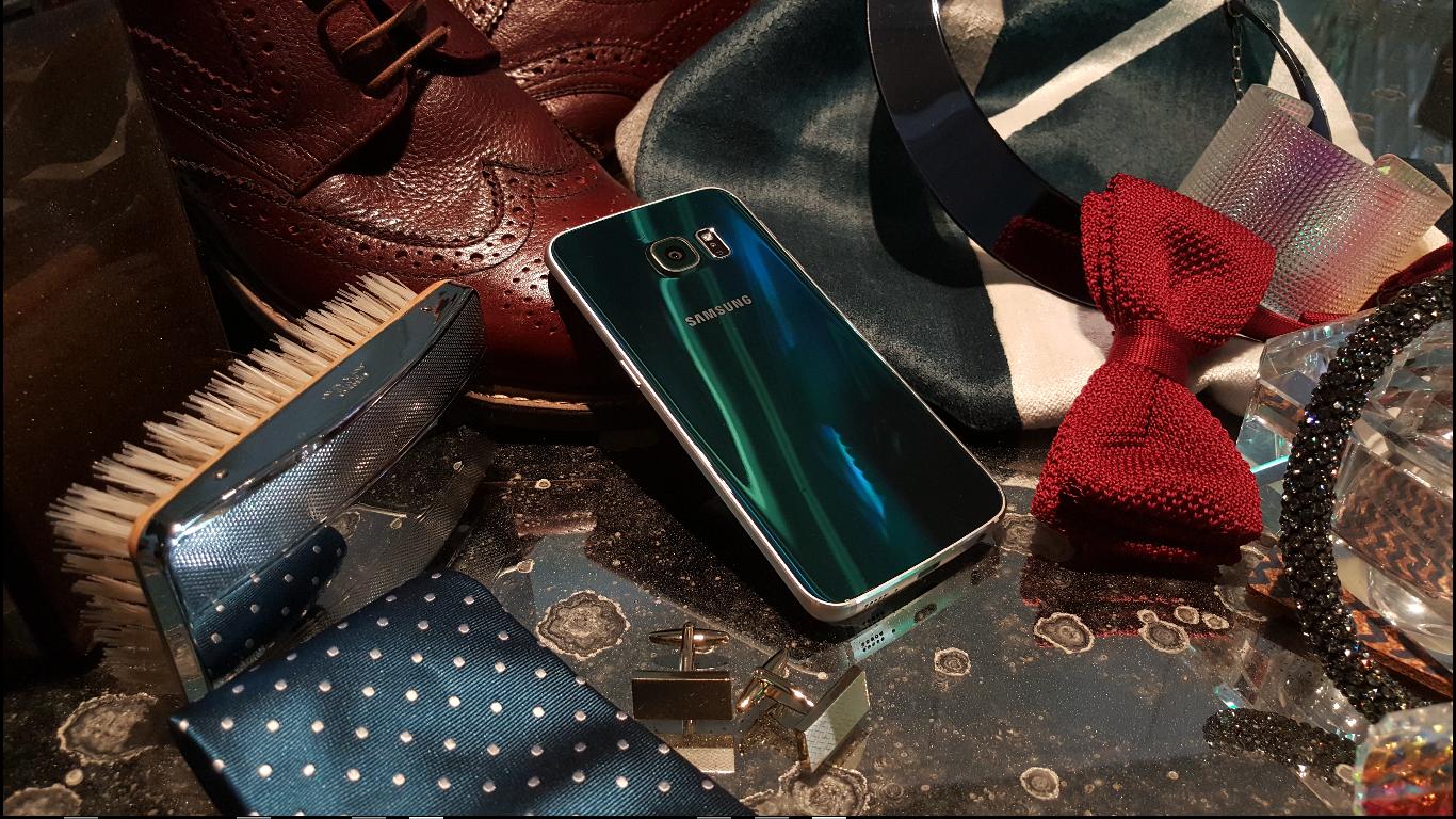 مقایسه گلکسی اس ۶ با HTC One M9، گلکسی نوت ۴، اکسپریا زد ۳ و آیفون ۶