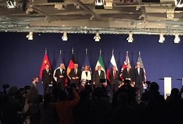 نتایج مذاکرات لوزان به روایت وزیران خارجه و بیانیه پایانی