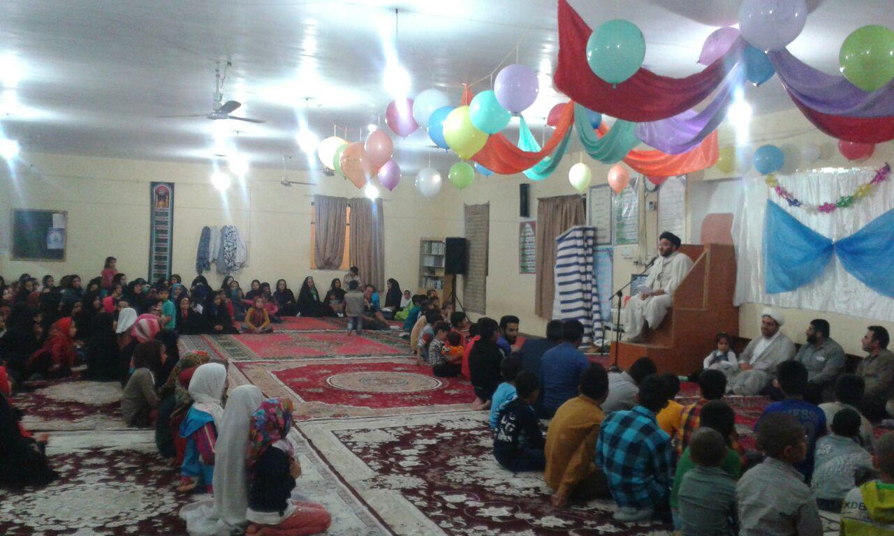 برگزاری جشن میلاد حضرت زهرا(س) در دهدز