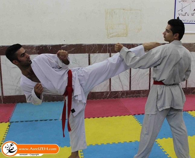 کاراته ایذه نیازمند توجه بیشتر/گلایههای ورزشکاران این رشته