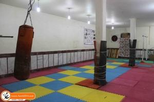 سالن کاراته ایذه