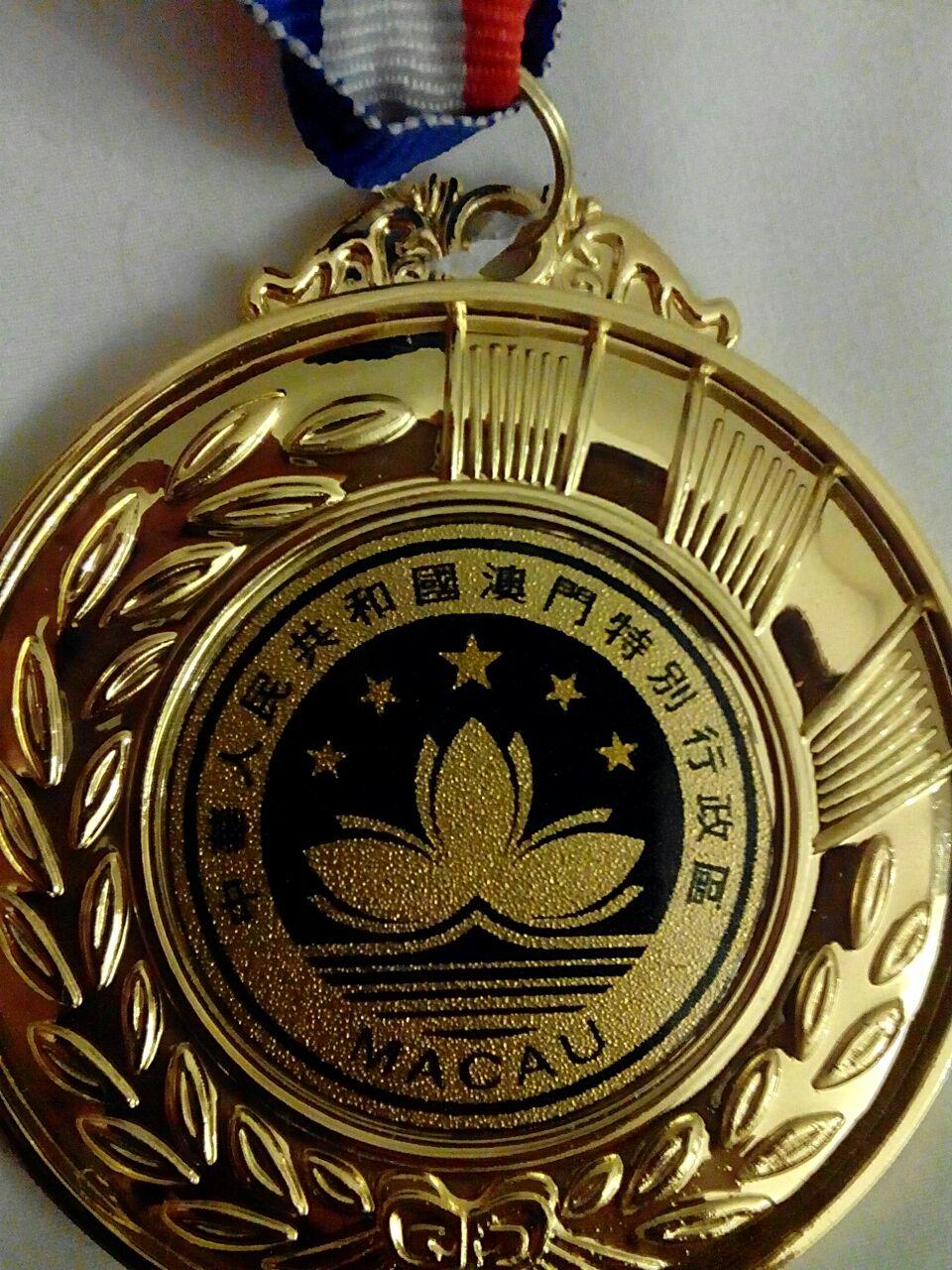 کسب مدال طلا مسابقات کاپ آزاد ماکائو توسط کاراته کار ایذهای