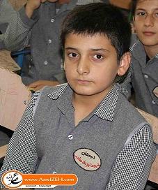نوجوان نخبه ایذهای نفر دوم المپیاد ریاضی ایران