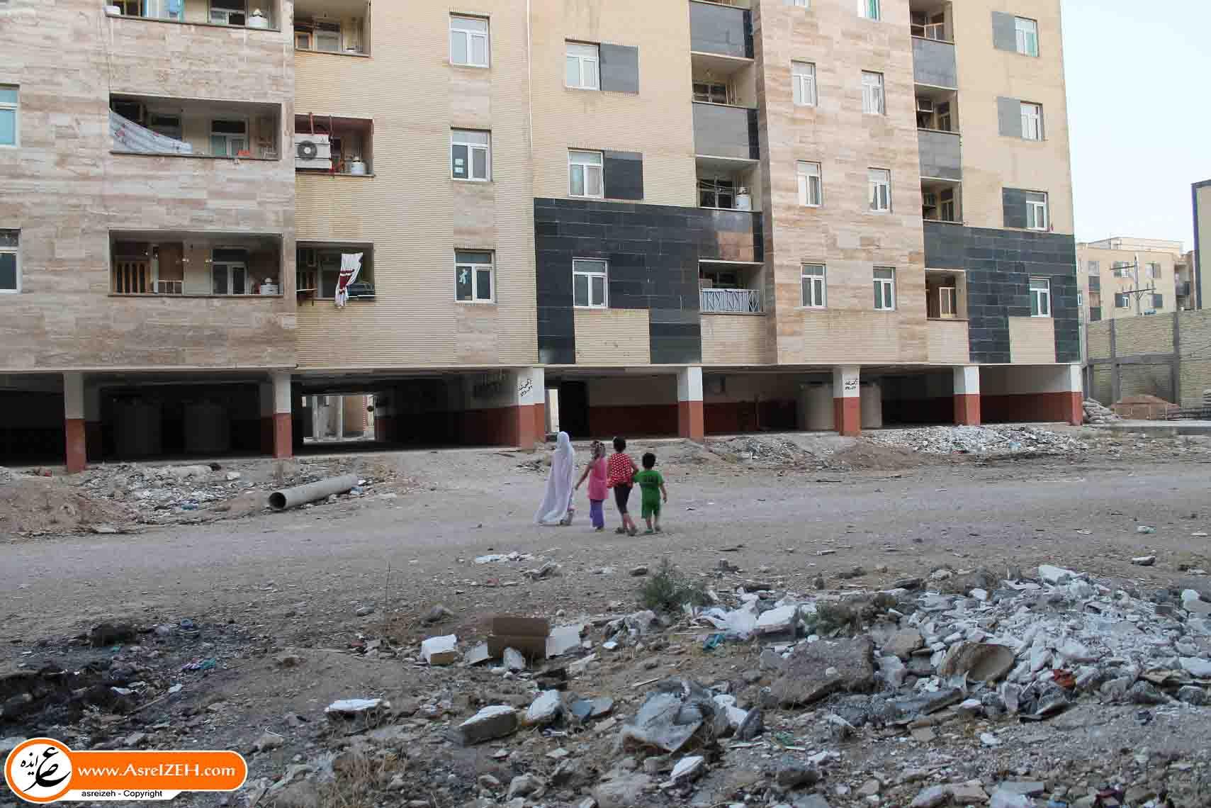 از رویا تاکابوس خانهدار شدن شهروندان ایذهای/ مسکنی که «مهرش» به دل ساکنینش ننشست + تصاویر