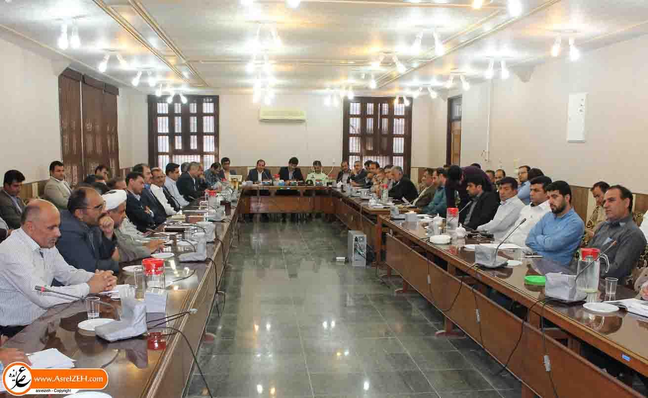 از ارئه گزارش پروژهها توسط مسئولین تا توصیههای دکتر درویشپور