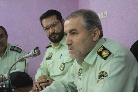 تراکم بالای جرایم در استان خوزستان/ کاهش ۹درصدی سرقت در ۵ماهه نخست سال جاری