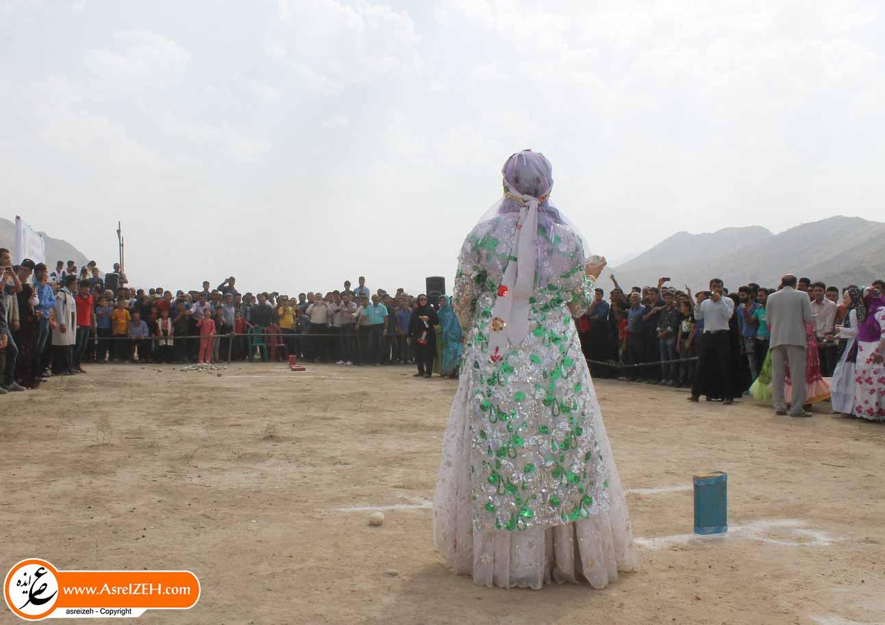 جشنواره بازیهای بومی محلی «دا» در ایذه برگزار شد + تصاویر