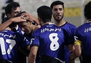 اس.خوزستان ۱ – گسترش ۰؛ صدر جدول آبی ماند