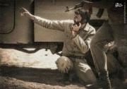 گزارشی از پشت صحنه اولین فیلم سینمایی با موضوع «حاج احمد متوسلیان»