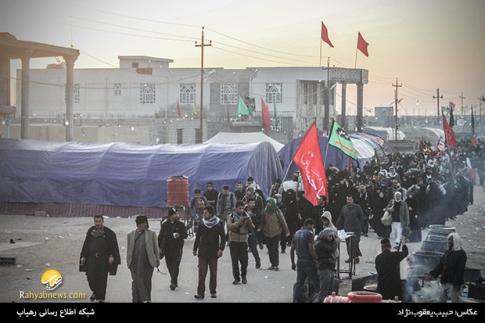 آخرین وضعیت مرزهای خوزستان برای استقبال از زائران اربعین