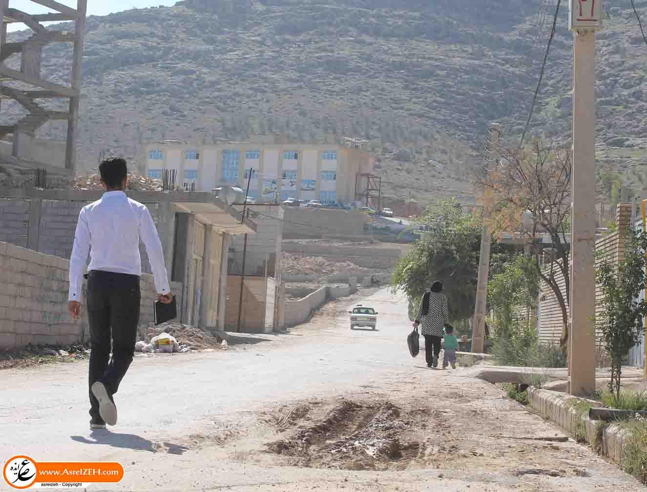 سیر تحول دانشگاه پیام نور ایذه در یک نگاه/ از دبستان شهید احمدی تا بام ایذه+ تصاویر