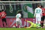 منچستریونایتد حذف شد/ رئال مادرید با ۸ گل مالمو را در هم کوبید
