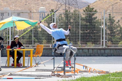 در تهیه هزینه ورودی مسابقات انتخابی پارالمپیک ماندهام/ اینجا مسئولین فقط وعده میدهند