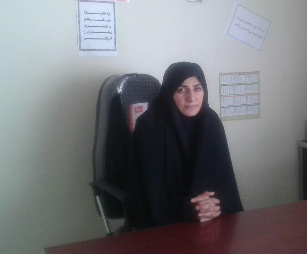 کسب مهارت و اشتغال در خانه بانوان خوزستانی/ تسهیلات و آموزشهای لازم داده میشود