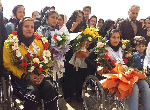 زهرا کیانی: به بیتفاوتی مسئولین عادت کردهایم/ الهام صالحی: یک شانس دیگر برای کسب سهمیه پارالمپیک داریم
