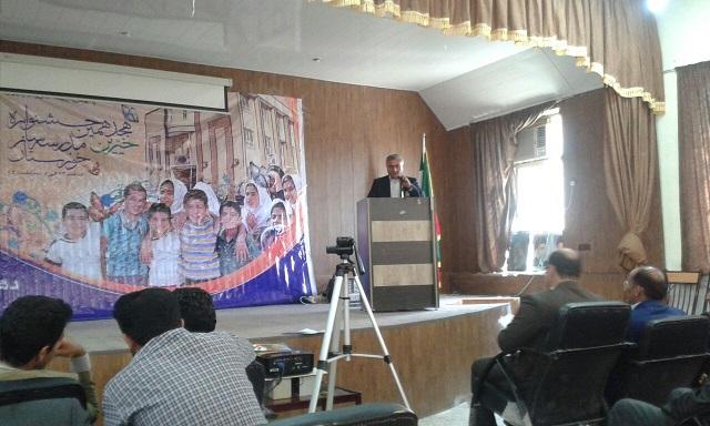 بازسازی و ساخت ۵مدرسه در دهدز/ تقبل بازسازی دبستان خواجهانور توسط یک خیر