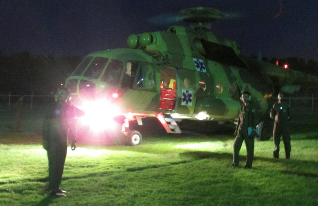 ۳ بار پرواز آمبولانس هوایی خوزستان در ۴۸ساعت