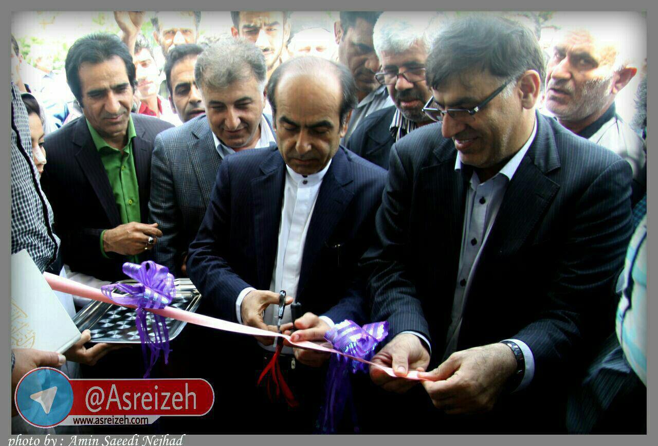 آزمایشگاه تخصصی مرکزی شهرستان ایذه افتتاح شد