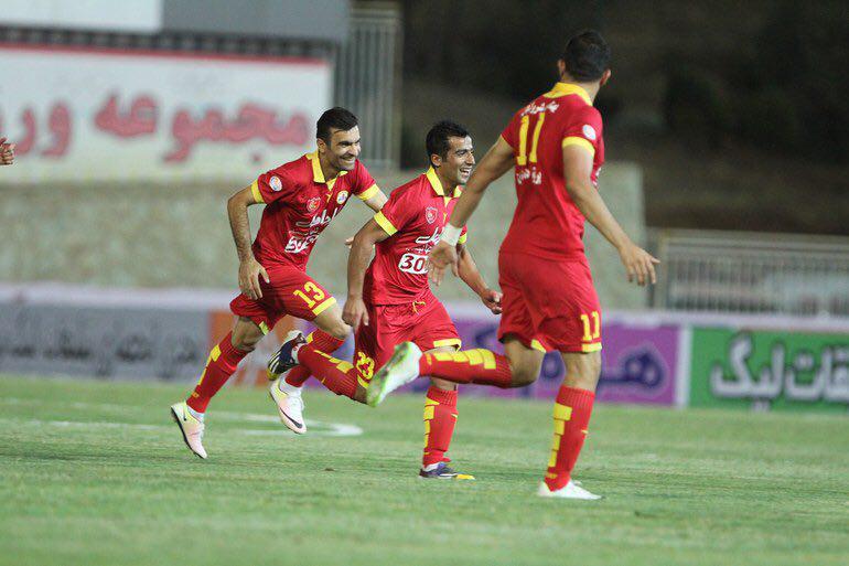 مبعلی و یاران خوزستانی در برابر تیم خوزستانی