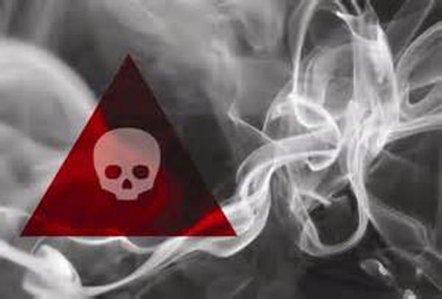 مسمومیت شهروندان اهوازی بر اثر انتشار گاز آمونیاک