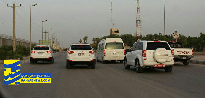 خودروهای گرانقیمت مدیران خوزستانی که در مقابل محرومین مانور اشرافیگری میدهند+تصاویر