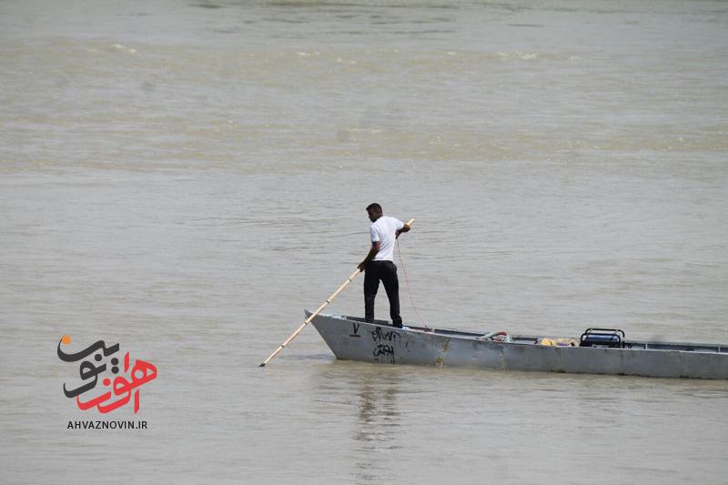 مرگ تدریجی گونههای زیستی کارون به دست صیادان غیرمجاز ماهی