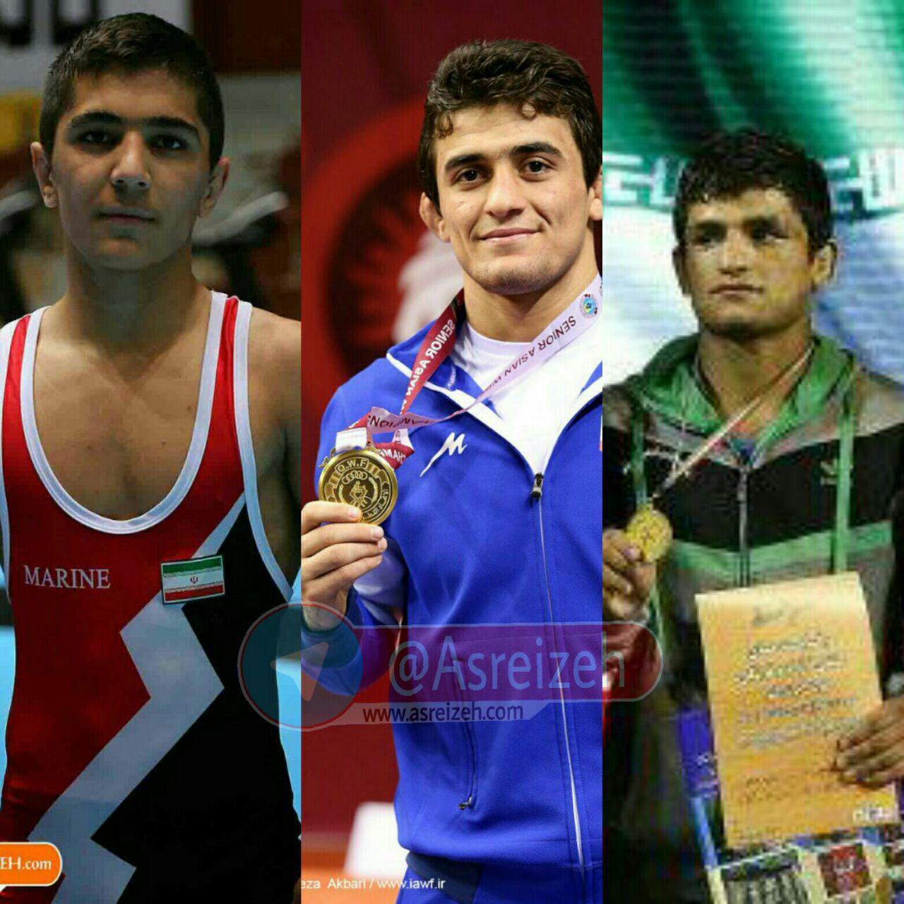 طاهری در فکر مسابقات جهانی، پویا و حسین بدنبال درخشش در جام شاهد