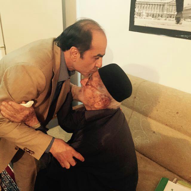 پدر هدایت الله خادمی نماینده مردم ایذه و باغملک در مجلس دهم درگذشت
