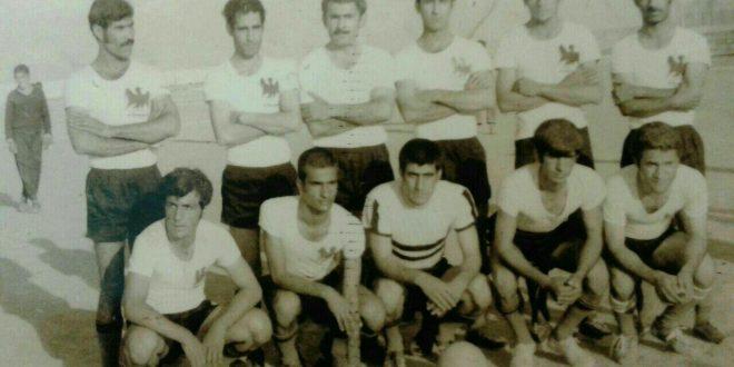 عکس/ اولین بازی فوتبال در استادیوم ایذه