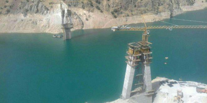 توقف ساخت پل سه بلوطک سادات/ از نقش مافیای آب تا کم توجهی آب نیرو