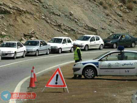 جاده ایذه_اندیکا به مدت ده روز مسدود شد