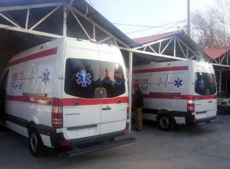 ۲دستگاه آمبولانس به ناوگان اورژانس شهرستان ایذه اضافه شد