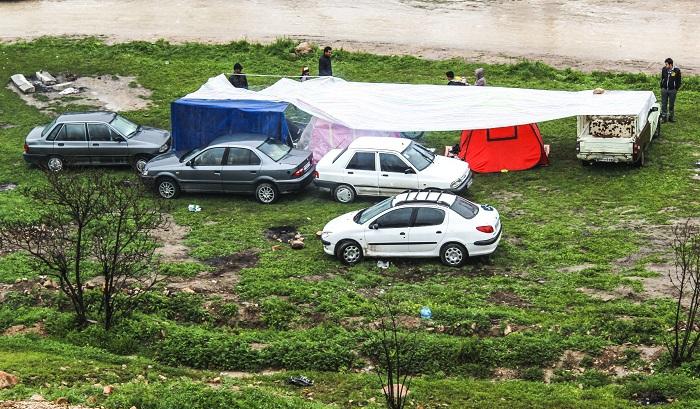 ۱۳ بدر خوزستان بارانی است