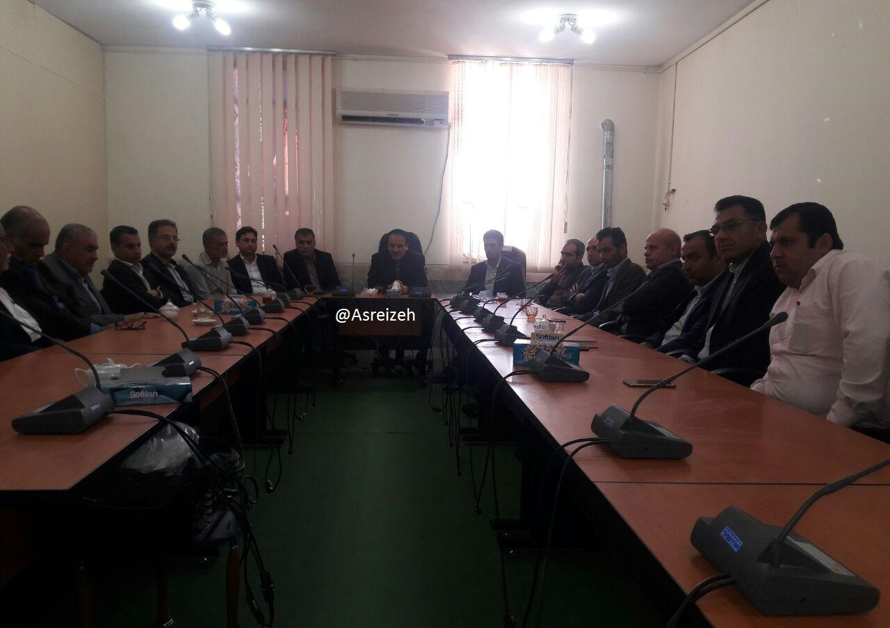 اعضای هیئت اجرایی پنجمین دوره انتخابات شوراها در بخش مرکزی ایذه مشخص شدند