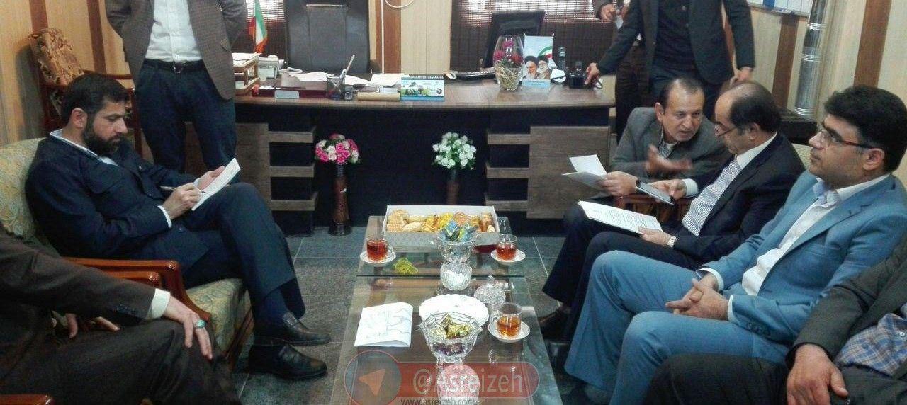 استاندار خوزستان از ستاد انتخابات ایذه بازدید کرد