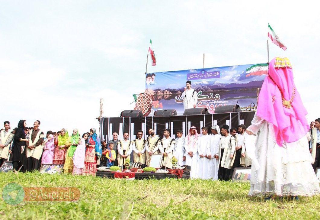 گزارش تصویری/ نخستین جشنواره نوروزگاه منگشت در ایذه