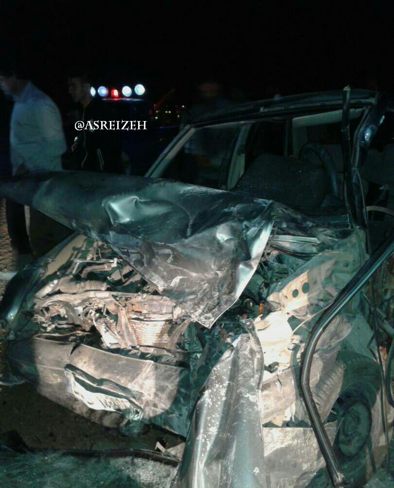 شمار جانباختگان حادثه رانندگی جاده ایذه_پیان به ۴ نفر رسید/ استاندار خوزستان از محل حادثه بازدید میکند