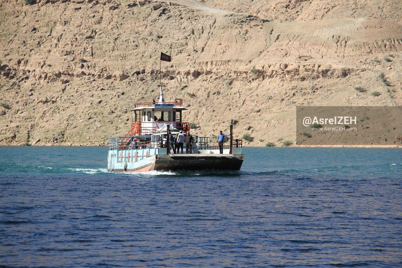 مرگ گردشگر اصفهانی در دریاچه سد کارون۳