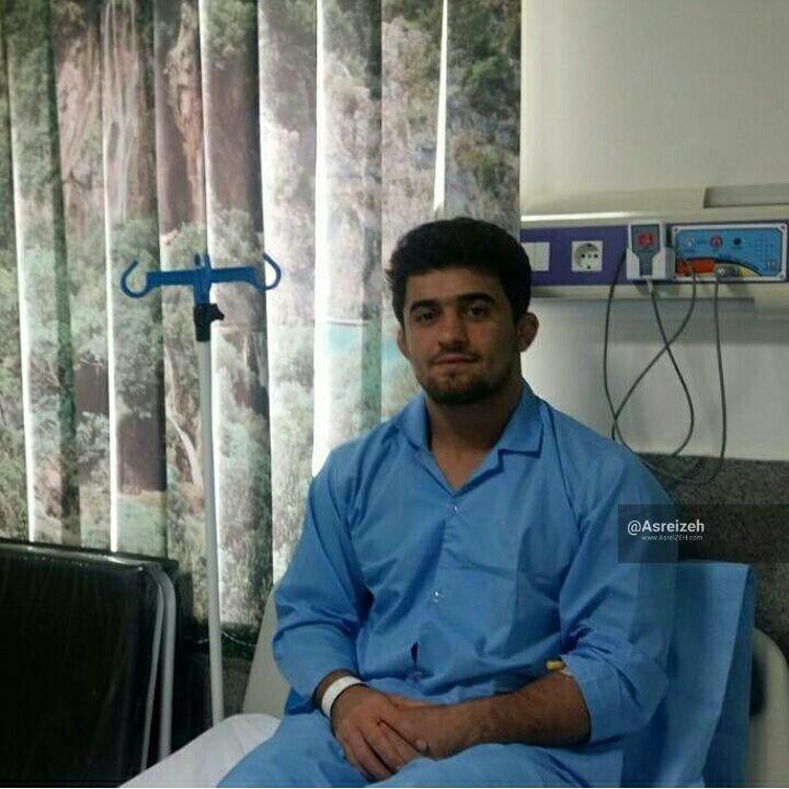 از بام آسیا تا تخت بیمارستان/ رامین طاهری: عمل سختی را پشت سر گذاشتم