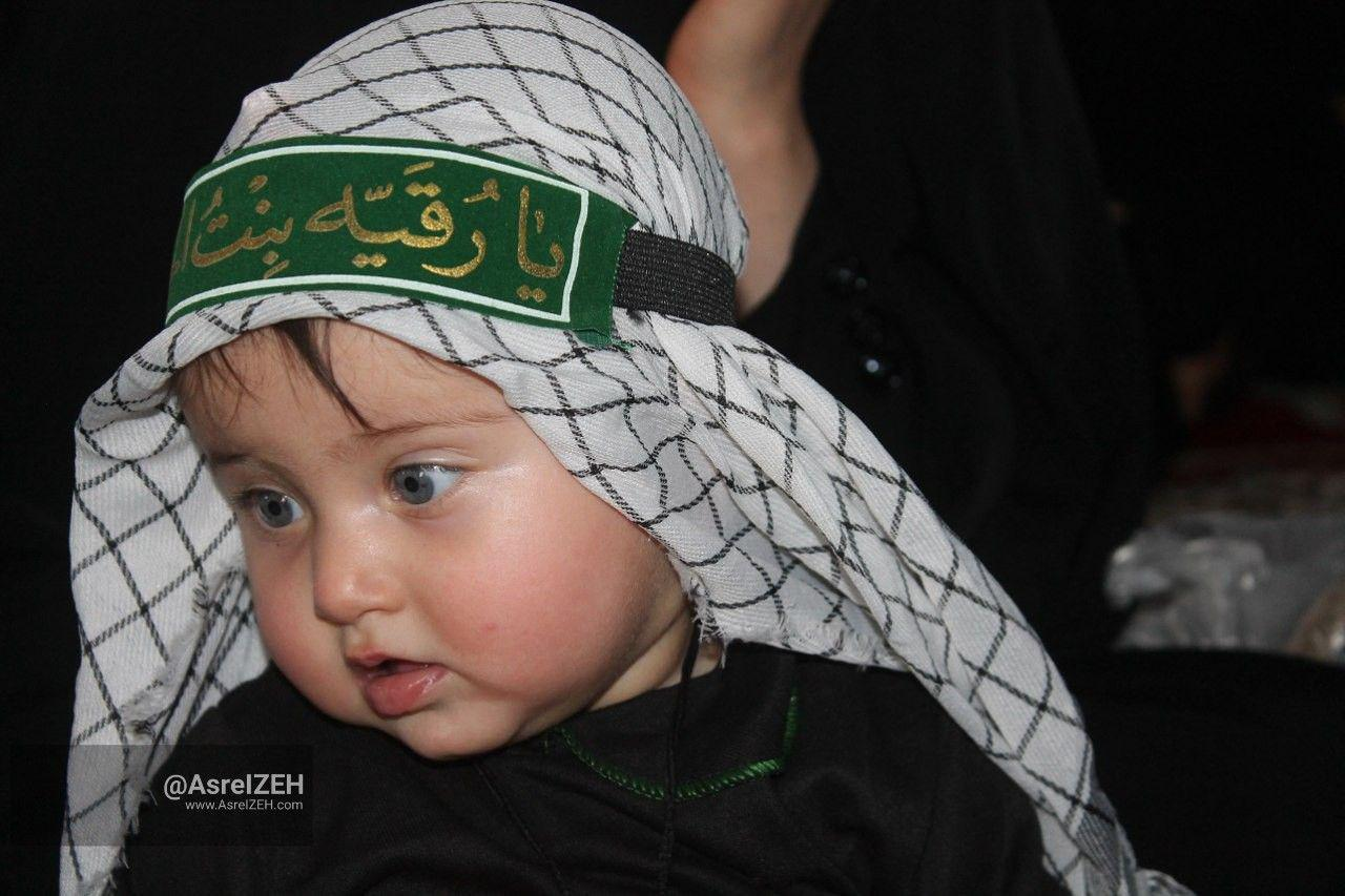 گزارش تصویری/ مراسم شیرخوارگان حسینی در ایذه