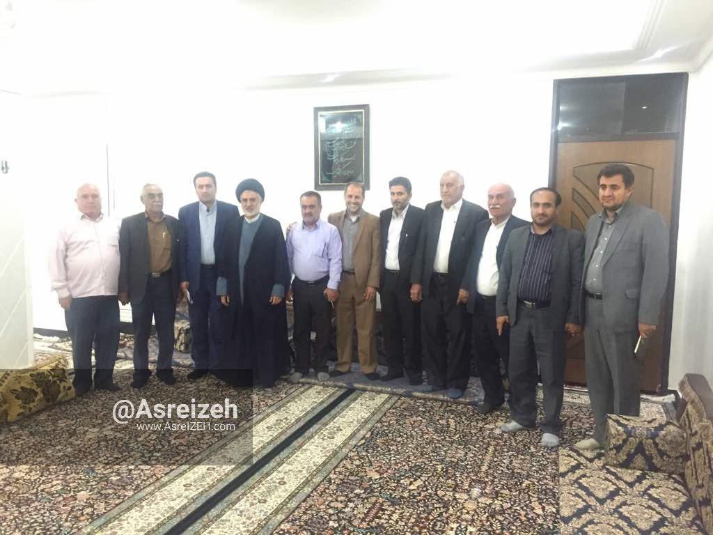پایان حواشی استعفای عضو شورای شهر ایذه با وساطت امام جمعه دهدز
