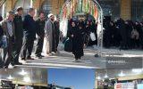 ۶۸۰دانش آموز دختر ایذهای به مناطق عملیاتی غرب کشور اعزام شدند
