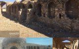 بنای تاریخی قلعه سرخه ایذه مرمت و بازسازی میشود