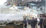 محلی جدید تا بازسازی بازارچه در اختیار کسبه آنزان قرار میگیرد