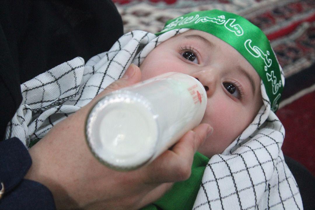 منتخب تصاویر همایش شیرخوارگان حسینی در ایذه