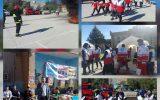 مانور سراسری زلزله در مدارس ایذه برگزار شد