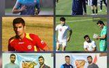 لژیونرهای فوتبال ایذه امسال در کدام تیم توپ میزنند