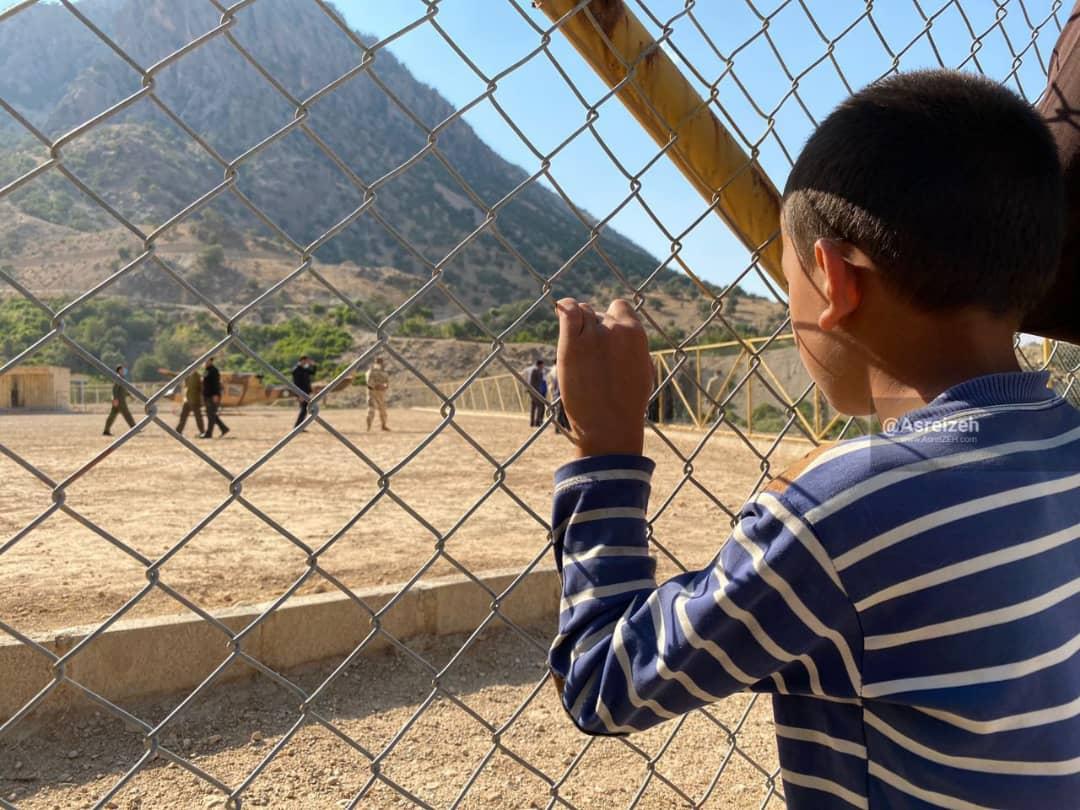 حواشی حضور قالیباف در دهدز به روایت تصویر